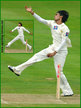 Mohammad AMIR - Pakistan - Test Record