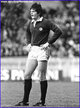 John BEATTIE - Scotland - Brief biography of International rugby career.