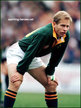 Naas BOTHA - South Africa - Biography 1980-92