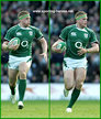 Jamie HEASLIP - Ireland (Rugby) - Irish Caps 2006-10
