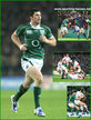 Rob KEARNEY - Ireland (Rugby) - The 2009 Grand Slam