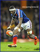 Yannick NYANGA - France - International Rugby Matches for France.