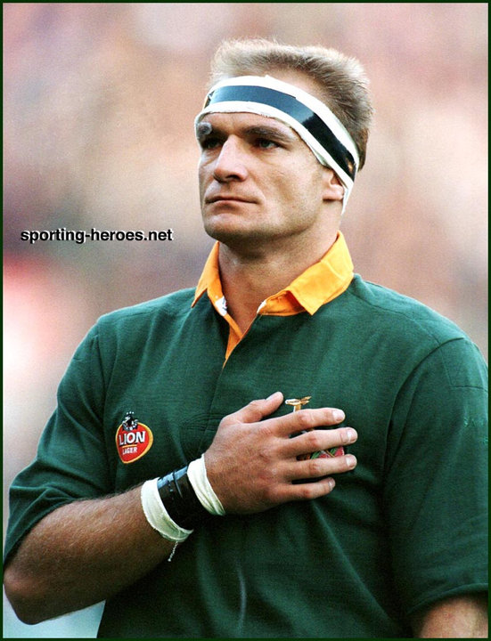 francois pienaar biography of his rugby career south