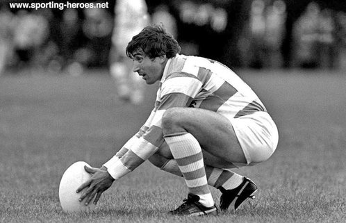 Hugo Porta - Argentina - Biography of his rugby union career.