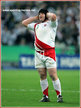 Matt STEVENS - England - 2007 World Cup (Final)