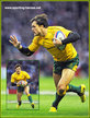 Adam ASHLEY-COOPER - Australia - International rugby union caps.