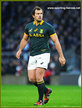 Bismarck DU PLESSIS - South Africa - South African International Rugby Caps.