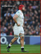 James HASKELL - England - International Rugby Union Caps.