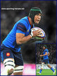 Thierry DUSAUTOIR - France - International Rugby Matches for France.