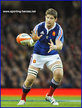 Pascal PAPE - France - International Rugby Union Matches for France.