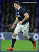 Johnnie BEATTIE - Scotland - International Rugby Matches for Scotland.
