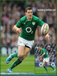 Jonathan SEXTON - Ireland (Rugby players N & S) - International Rugby Union Caps for Ireland.