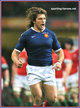 Dimitri SZARZEWSKI - France - International Rugby Caps. 2010 - 2015