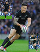 Sonny-Bill WILLIAMS - New Zealand - International rugby union caps for New Zealand.