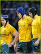 Nathan SHARPE - Australia - International  Rugby Union Caps for Australia.