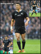 Dan CARTER - New Zealand - International caps for the All Blacks.