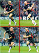 Mike TINDALL - England - England International Rugby Caps.