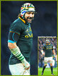 Victor MATFIELD - South Africa - International Rugby Matches for South Africa.