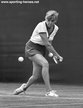 Sue BARKER - Great Britain - Grand Slam Tennis results 1975 - 1978.