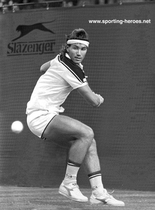 Pat Cash 1984 Wimbledon Sf Amp U S Open Sf Australia