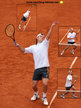 Guillermo CORIA - Argentina - French Open 2005 (Last 16)