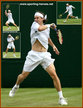 David FERRER - Spain - Wimbledon 2006 (Last 16)