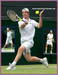 Richard GASQUET - France - Wimbledon 2007 (Semi-Finalist)