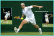 Gaston GAUDIO - Argentina - French Open 2005 (Last 16)