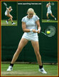 Anna-Lena GROENEFELD - Germany - French Open 2006 (Quarter-Finalist)