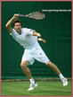 Ernests GULBIS - Latvia - French Open 2008 (Quarter-Finalist)