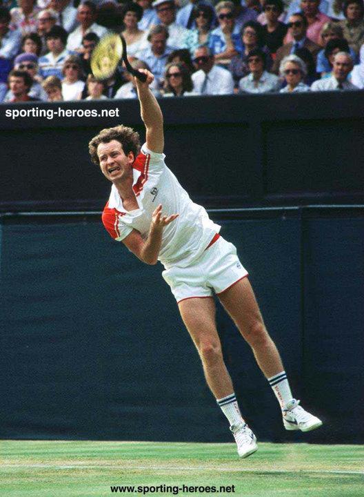 superior quality bdcee 80bf0 John McEnroe - Wimbledon 1983 (Winner) - U.S.A.