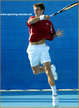 Tommy ROBREDO - Spain - U.S. Open 2004 (Last 16)