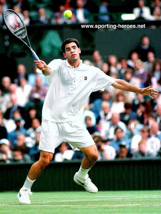 Pete Sampras US Open 1996 Winner USA