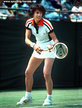 Virginia WADE - Great Britain - Wimbledon Champion 1977, Semi-Finalist 1974 & 1978.