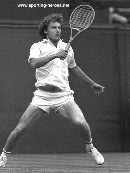 Mats Wilander French Open 1985 Winner Sweden