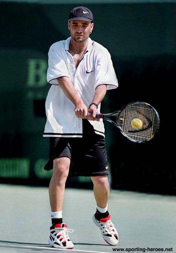 Andre Agassi - Australian Open 1995 (Winner) - U.S.A.