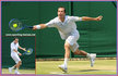 Radek STEPANEK - Czech Republic - Wimbledon 2009 (Last 16)