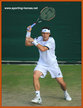 David FERRER - Spain - Wimbledon 2010 (Last 16)