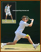 Daniel BRANDS - Germany - Wimbledon 2010 (Last 16)