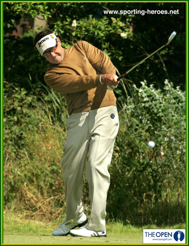 Robert Allenby - Australia - 2008 Open (7th=)