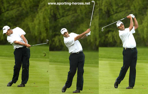 Arjun Atwal - India - 2002 & 2003 European Tour Wins