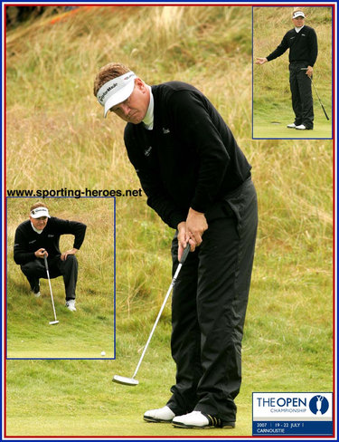 Paul Broadhurst - England - 2007 Open (12th=)
