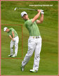 Paul CASEY - England - 2008. US Masters (11th=). Open (7th=)