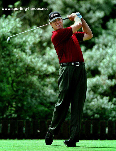 Steve Elkington - Australia - 2002 Open (2nd=)