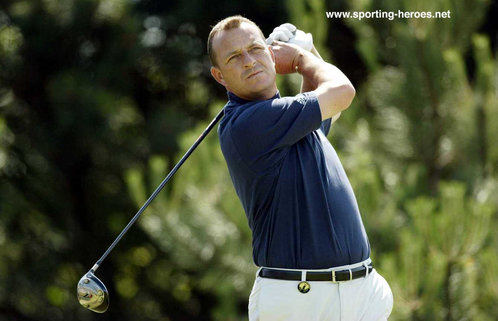 Gary Emerson - England - 2004 BMW Russian Open (Winner)