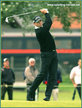 Niclas FASTH - Sweden - 2007. BMW International Open (Winner). US Open (4th)