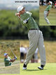 Sergio GARCIA - Spain - 2003 Open (10th=)