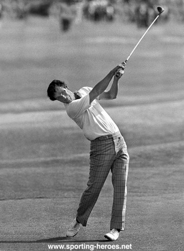 Hubert Green - U.S.A. - 1979 onwards. Bounces back to capture 1985 PGA