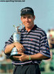Justin LEONARD - U.S.A. - 1997. Open Champion at Royal Troon