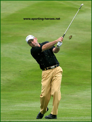 Hennie Otto - South Africa - 2008 Metherios Capital Italian Open (Winner)